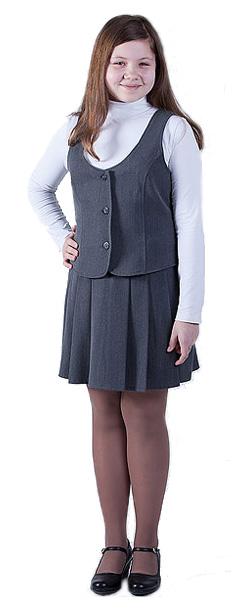 Школьная форма юбка плиссе для девочки