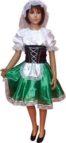 Итальянский костюм на новый год