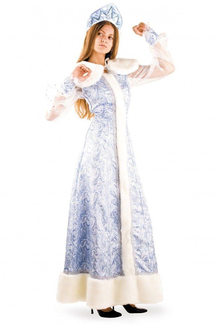 Платье для снегурочки только фото