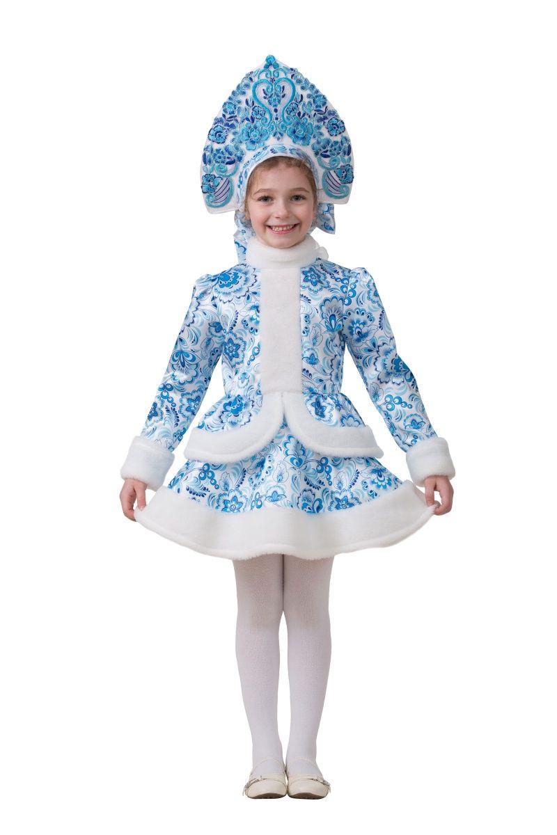 Карнавальные костюм снегурочки