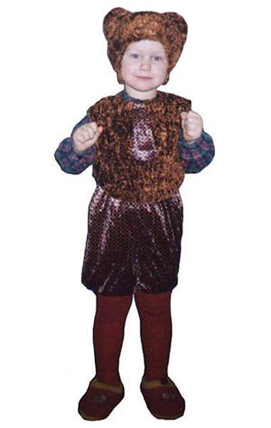 Карнавальный костюм медведя для мальчика купить в интернет магазине ... 6f4720574c343