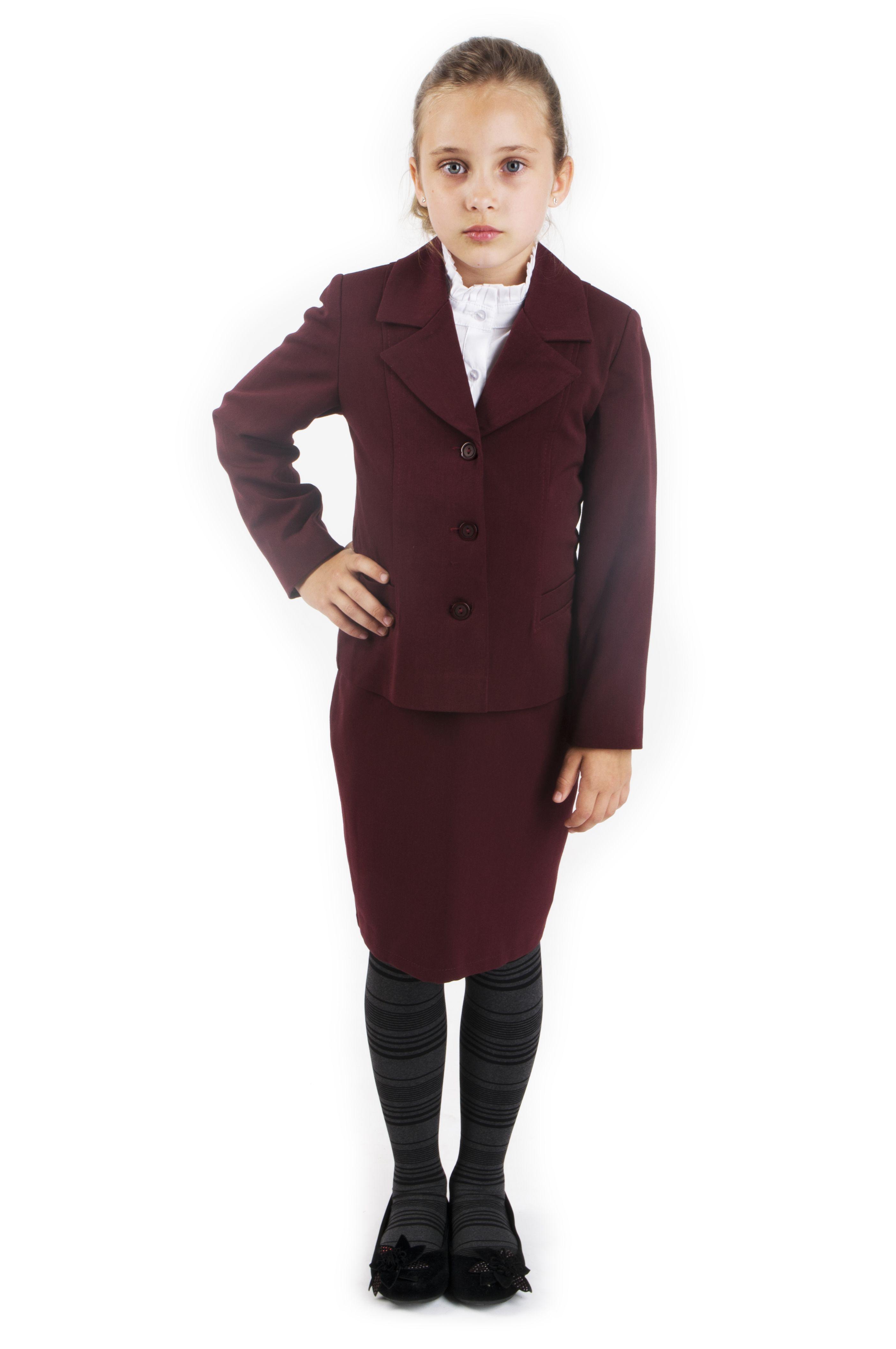 54ff64959145 Школьные пиджаки для девочек — купить школьную форму