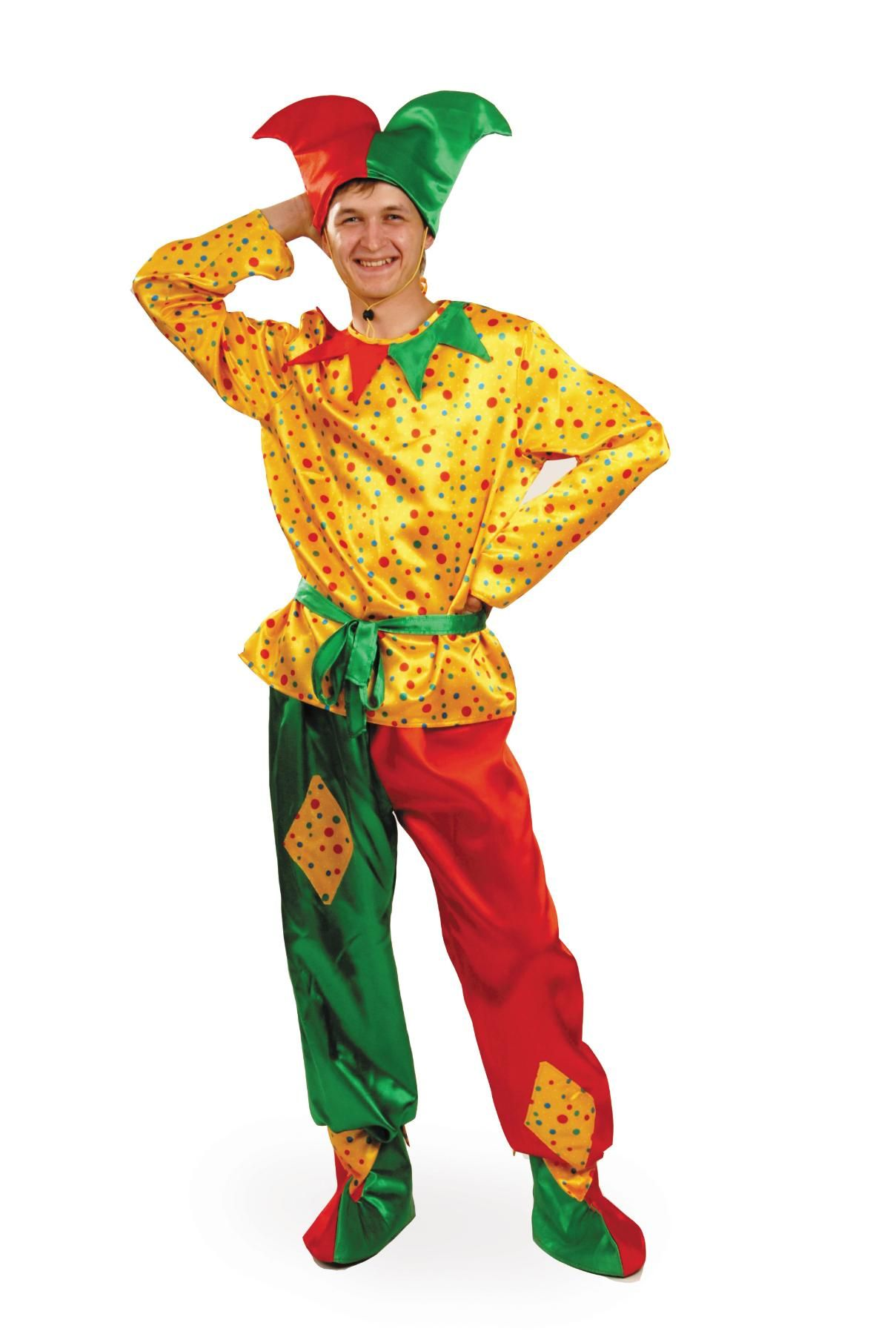 Взрослый костюм царя 119
