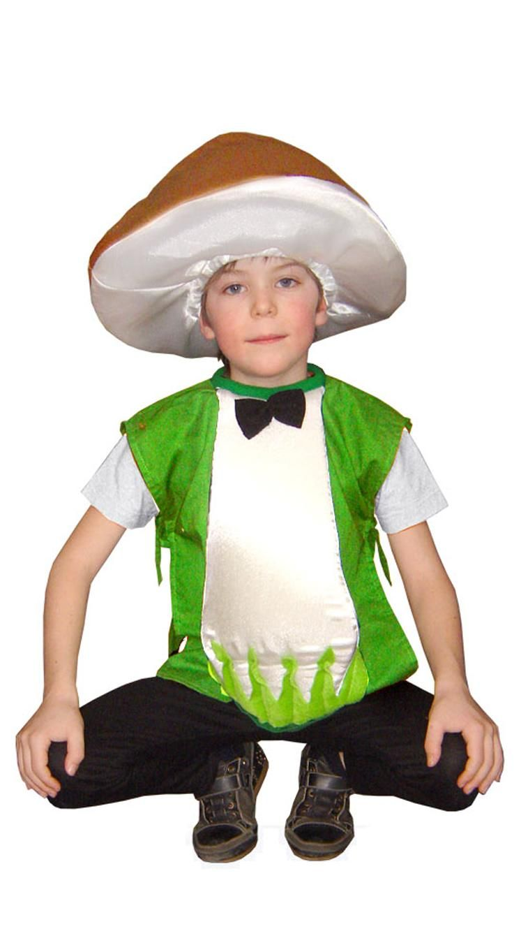 Костюм грибочка своими руками для мальчиков фото 17