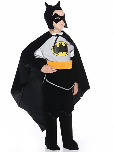 Костюм Бэтмена для детей: новогодний наряд 16