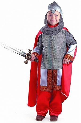 Костюм богатыря для мальчика — купить карнавальные костюмы - photo#25