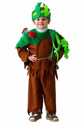 Как сделать костюм лешего для мальчика своими руками