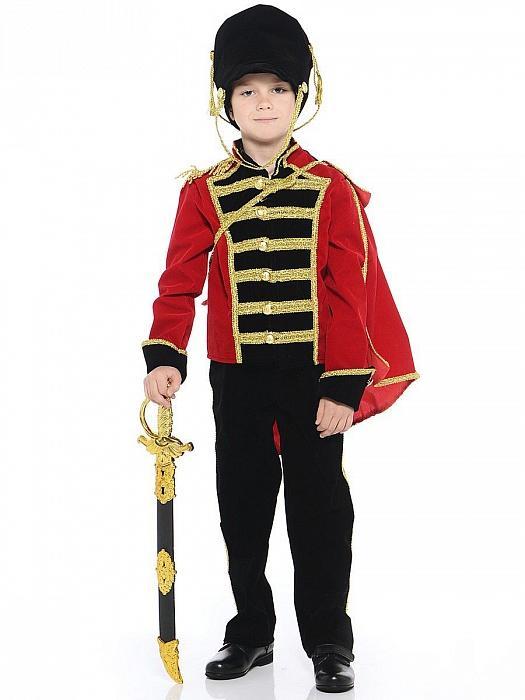 cb588b5de00a5af костюм гусара купить для мальчика детский карнавальный - новогодние ...