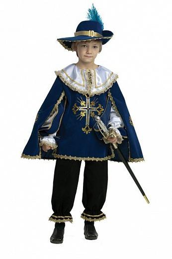 Детский карнавальный костюм мушкетера купить для мальчика ... - photo#50
