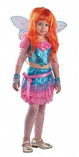 Детский карнавальный костюм блум для девочки купить ... - photo#8