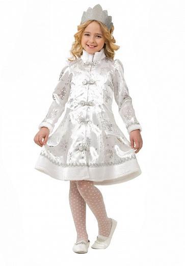 фото костюм снегурочки для девочки