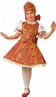 новогодний костюм матрешки купить в красноярске