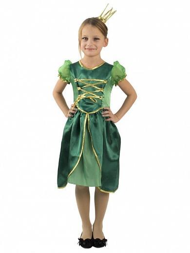 Карнавальный костюм царевна лягушка или заколдованная ... - photo#17