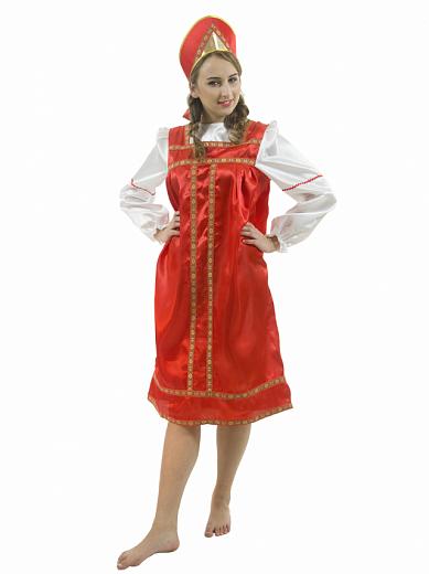 Василиса костюм на новый год