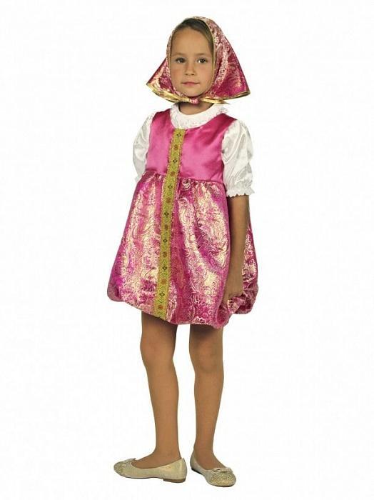 Костюм матрешка купить для девочки детский в интернет магазине 3cb6823068c93