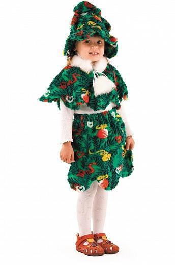 Карнавальный костюм елочки красавицы для девочки купить на ... - photo#10