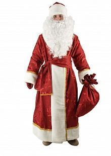 Зимний костюм на мальчика с натуральным мехом