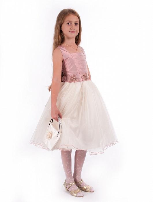 c2bdcb52e0c Нарядное платье с корсетом и пышной юбкой для девочки купить